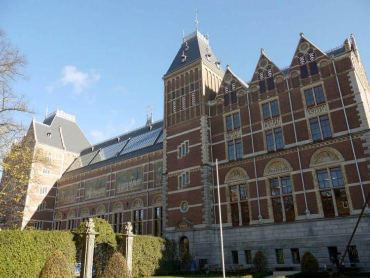 Rijksmuseum Ámsterdam