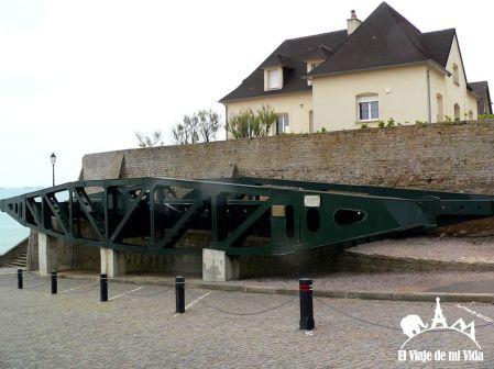 Puente de Aromanches