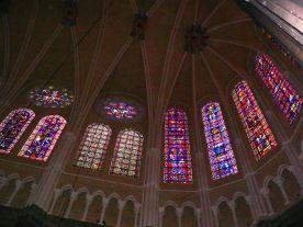 Vidrieras Notre-Dame de Chartres Francia