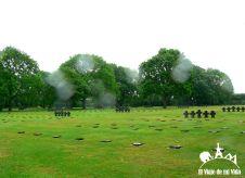 Cementerio alemán de La Cambe