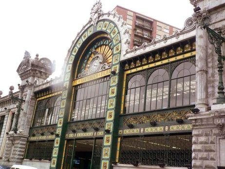Estación Abando Bilbao