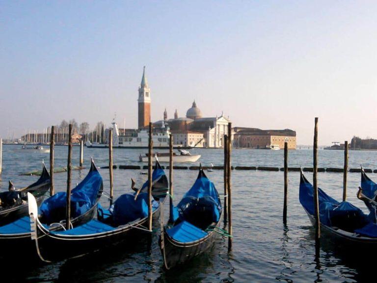 Góndolas Venecia Italia