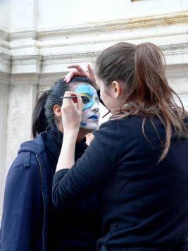 Carnaval de Venecia versión Low Cost