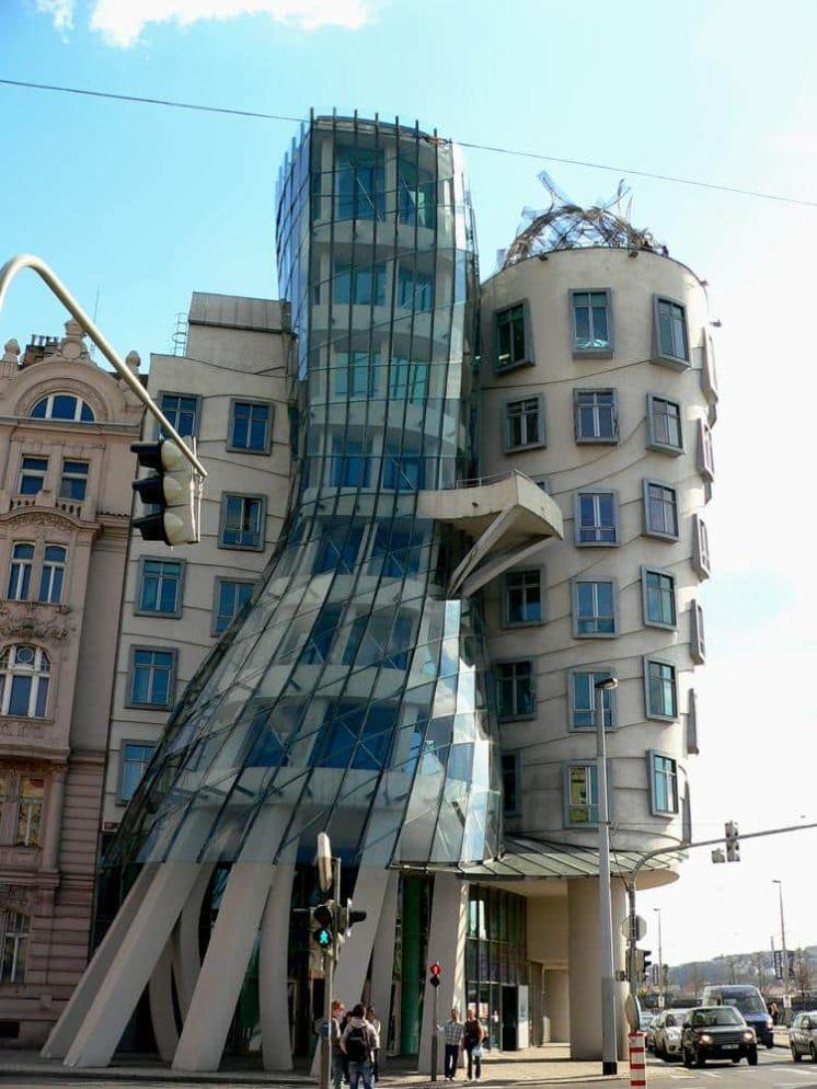 Caza Danzante Praga