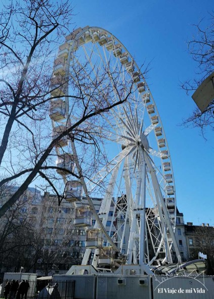 El Budapest Eye