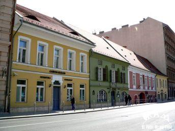 Calles junto al Bastión
