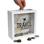 Hucha para ahorrar para tus viajes