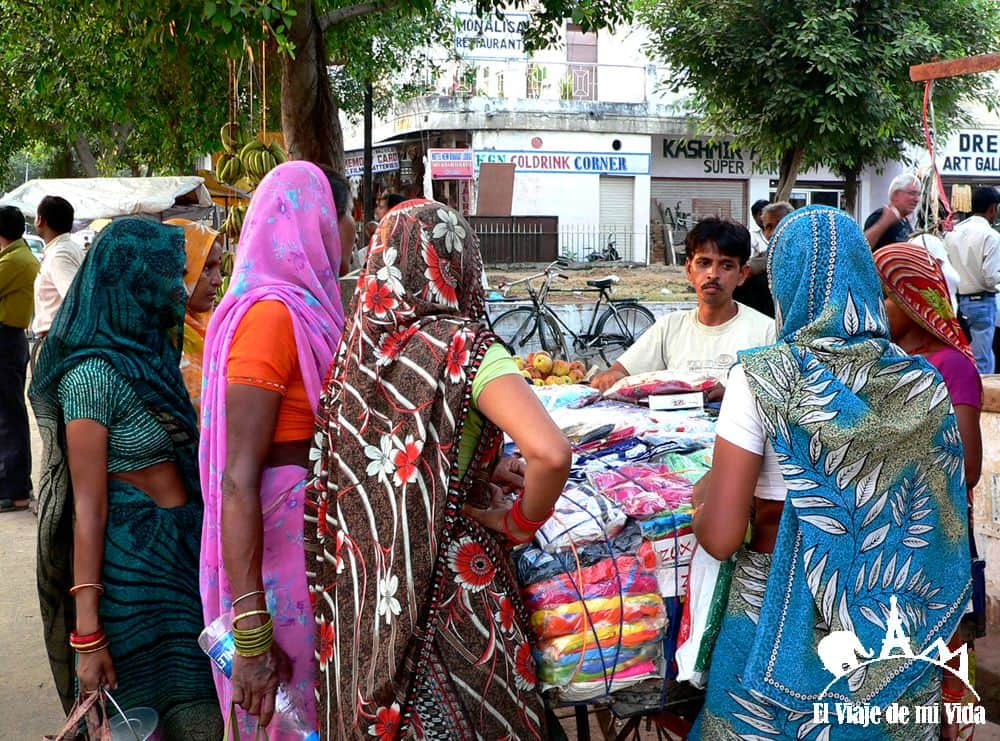 Indumentaria en India