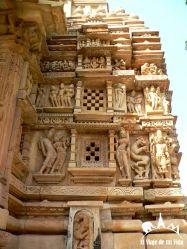 Los templos de Khajuraho