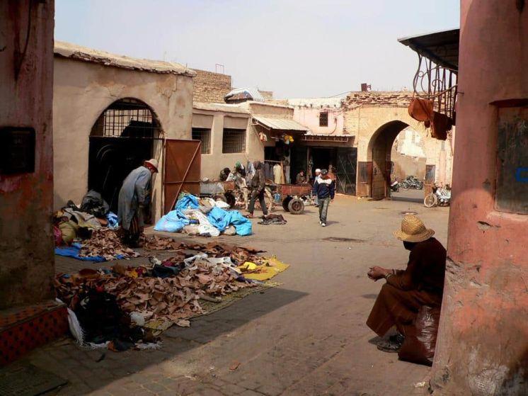 Calles Marrakech
