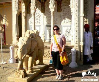 El Palacio de Jaipur