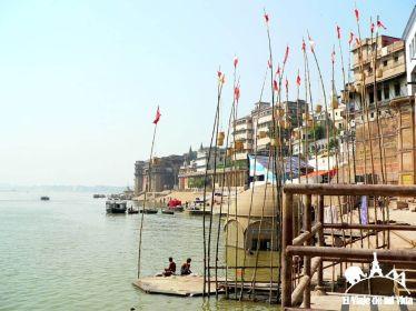 Los ghats de Varanasi