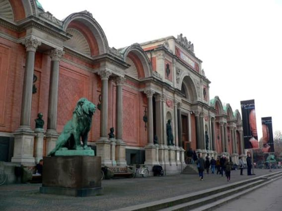 La Glyptotek, Copenhague