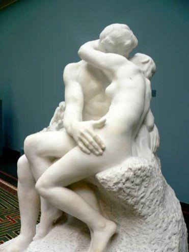 Rodin en la Glyptotek, Copenhague