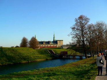 Castillo de Helsingor Copenhague