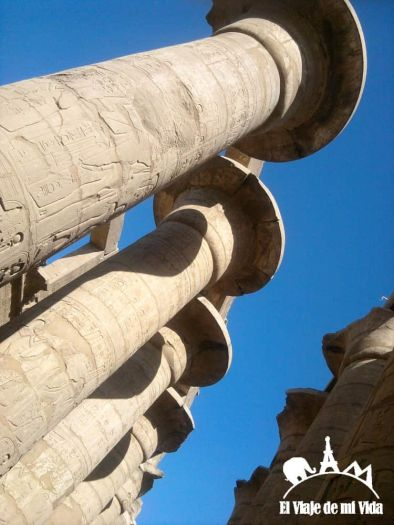 Columnatas de Karnak