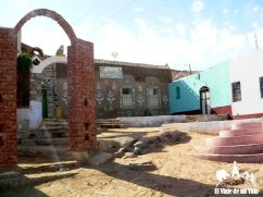 Arquitectura del pueblo nubio