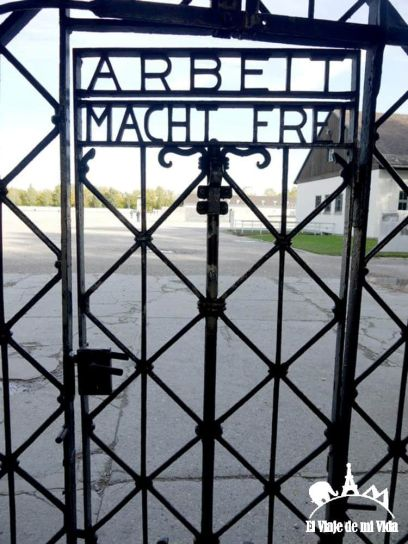 Campo de concentración Dachau Múnich