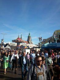 Oktoberbest Múnich