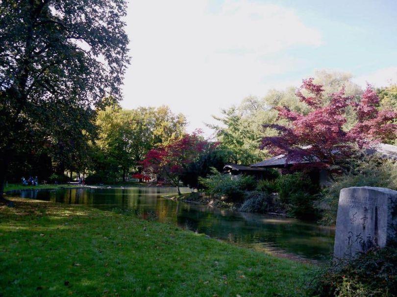 Englisher Garten Múnich