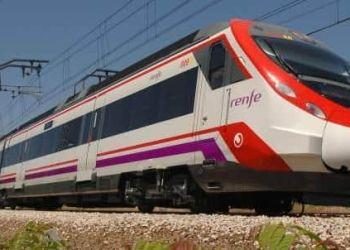 Viajar en tren por España