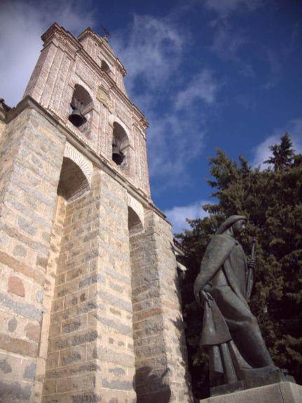 Convento Santa Teresa Ávila España