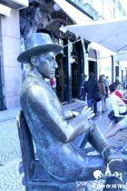 Estatua de Pessoa