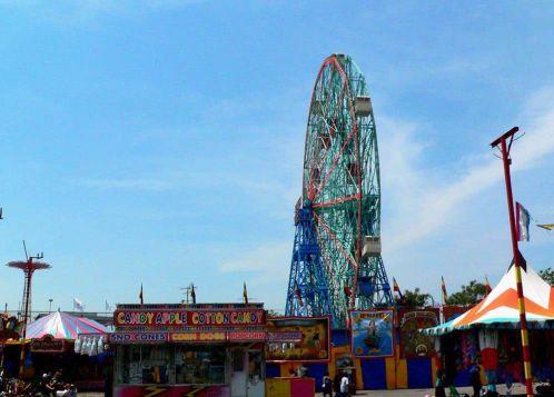 Atracciones de Coney Island