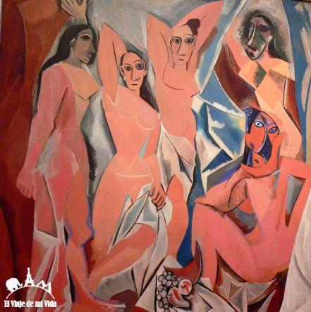 Obras del MOMA