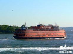 El Ferry para Staten Island