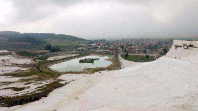 Pamukkale Turquía