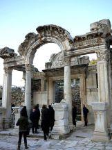 El templo de Adriano