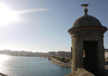Castillo San Antón A Coruña