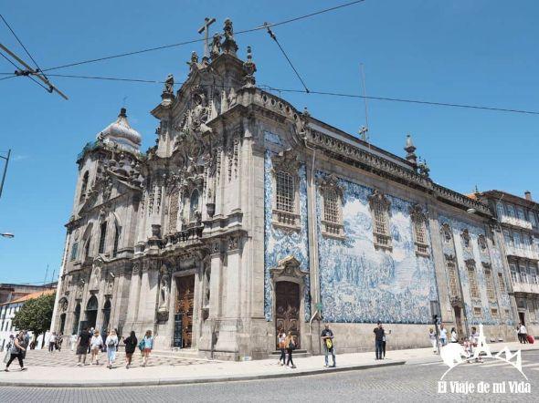 Iglesia del Carmen de Oporto