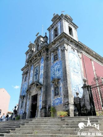 Iglesia de San Idelfonso de Oporto