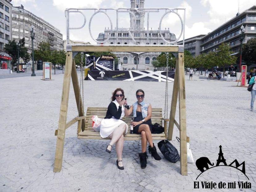 Mi viaje a Oporto