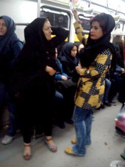 Metro Teherán