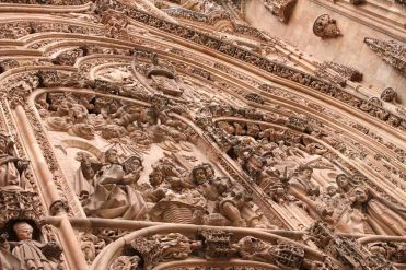 Detalle Catedral Salamanca