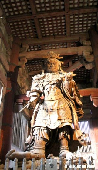 Los guardiantes del Todai-ji