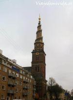 Iglesia de Nuestro Salvador Copenhague Dinamarca