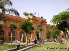 Museo Egipcio Cairo Egipto
