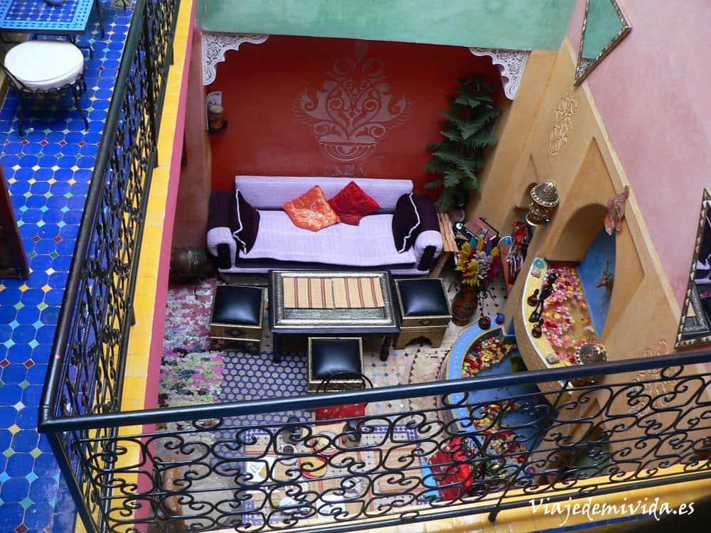 Riad Marrakech Marruecos