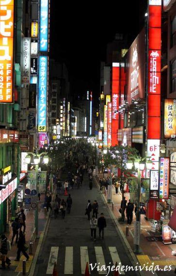 Tokio Noche Japon