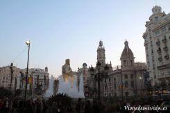 Ayuntamiento Valencia Espana