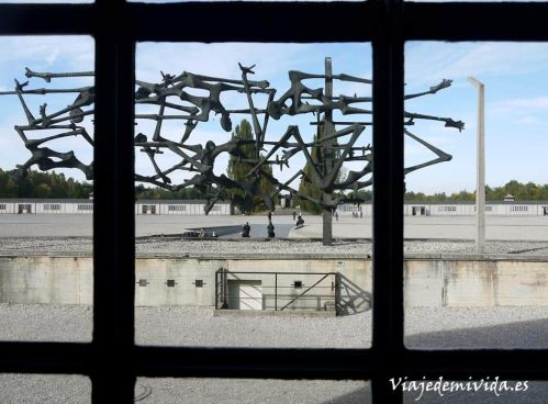 Campo Concentracion Dachau Munich Alemania