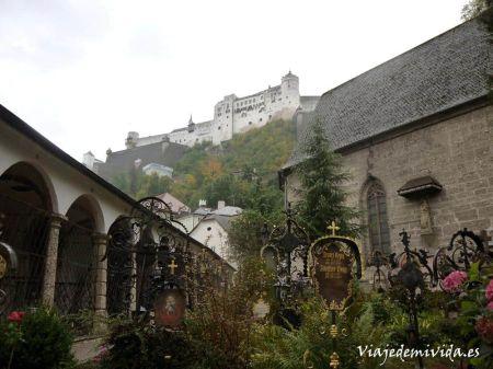 Friedenhof Salzburgo Austria