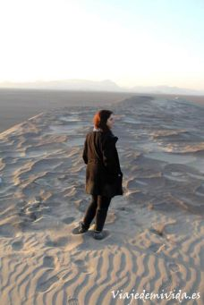 Desierto Yadz Iran