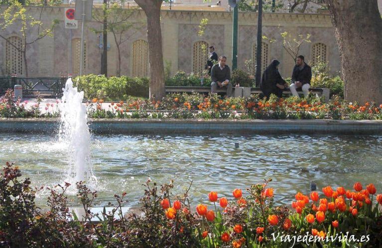 Palacio Golestan Teheran Iran