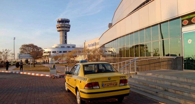 Tabriz Airport Iran