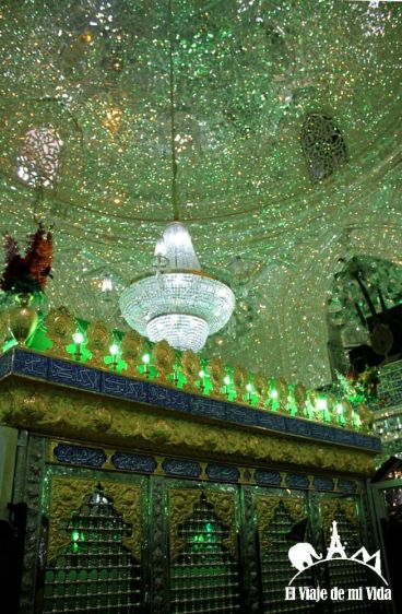 La Mezquita Imam Khomeini Teheran Iran